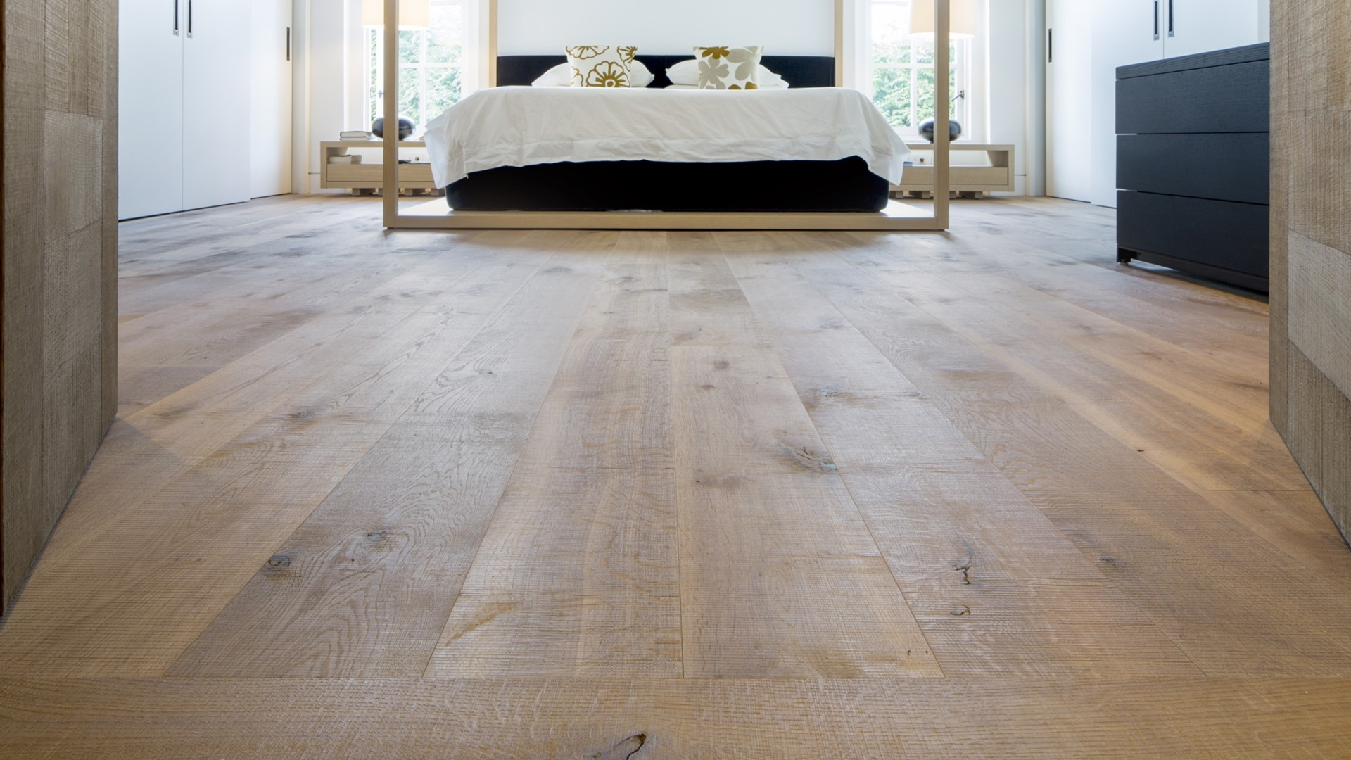 Private Residence Vancouver contains Hakwood Savoy flooring