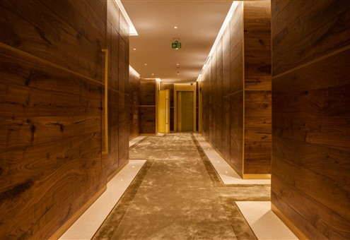 Hakwood Bespoke flooring detail