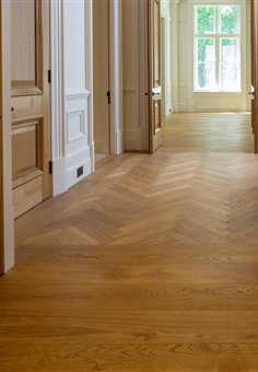 Hakwood Muse and Grimm flooring detail