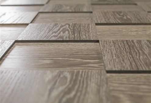 Hakwood Wall Tiles Drift angle view