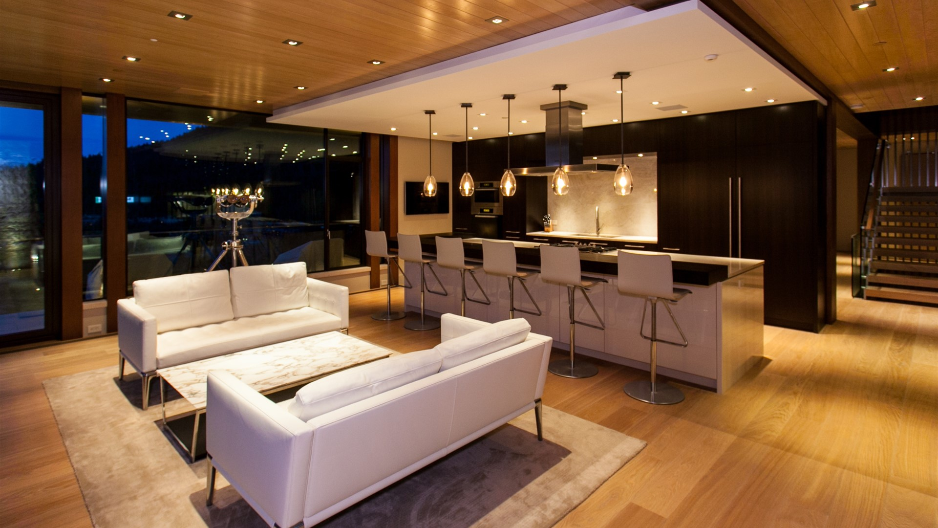Muse Residence II with Hakwood Bespoke flooring