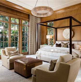 Hakwood Flourish flooring at bedroom