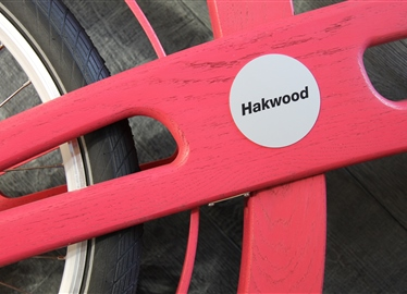 Hakwood custom pink bike1