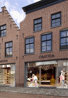 Exterior of Omoda Goes The Netherlands