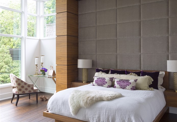 Hakwood Intimate flooring in bedroom