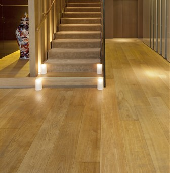 Hakwood HV77 flooring with staircase