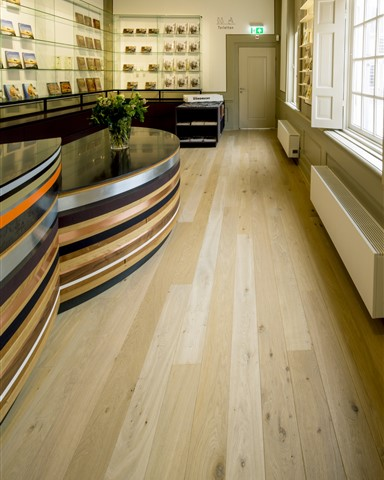 Hakwood HV307 flooring at enterance hall