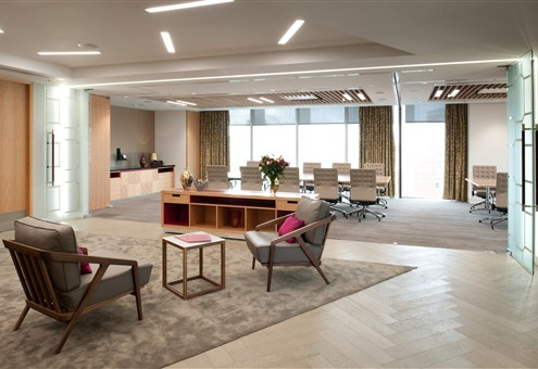 Hakwood HV902 flooring at workspace