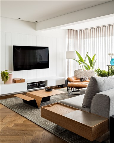 001 ORIGINAL - Modern Retro Apartment - Leblon Brazil
